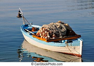 漁船, 小さい