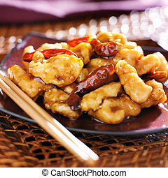 漢語, 一般, tso's, 小雞
