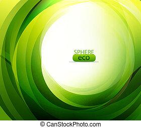 漩渦, 摘要, eco 友好