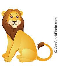 漫画, ライオン
