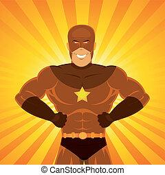 漫画, 力, superhero
