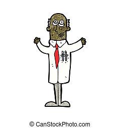 漫画, 医者