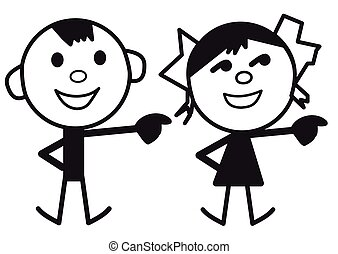 漫画, 特徴, の, 司厨員と少女