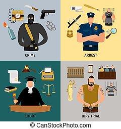 漫画, 特徴, 犯罪
