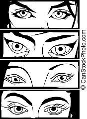 漫画, 目