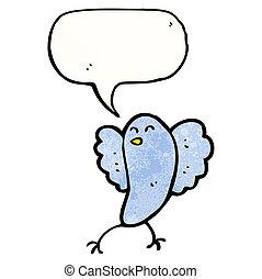 漫画, bluebird