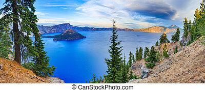 火山口湖, 看法