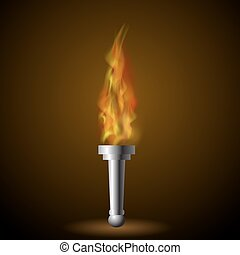 火, トーチ, 炎, 燃焼