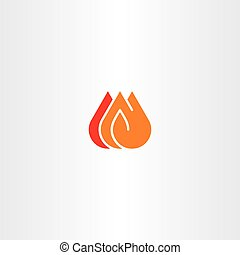 火, ベクトル, 芸術, クリップ, アイコン