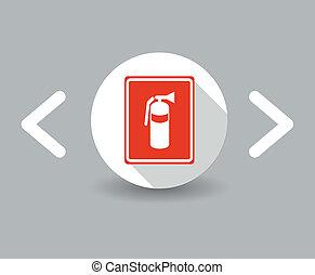 火, extinguishe