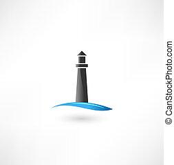 灯台, アイコン