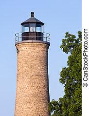 灯台, 古い, kenosha