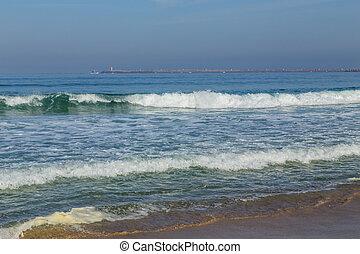 灯台, 浜, barra