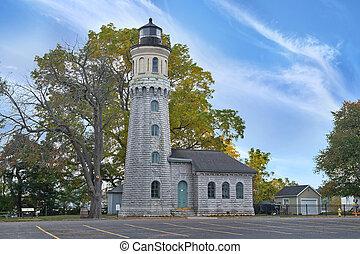 灯台,  Niagara, 城砦