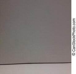 灰色, ペーパー, セット, ∥ように∥, 背景, 中に, ∥, 空, スタジオ