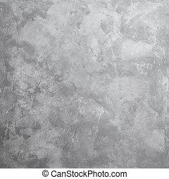 灰色, 具体的な 壁