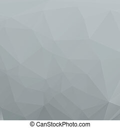灰色, 多角形, 抽象的なデザイン, 背景, あなたの