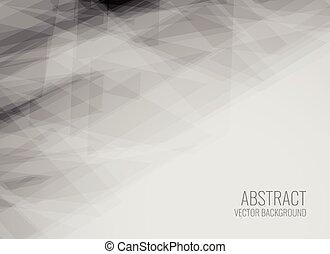 灰色, 幾何学的, 手ざわり, 抽象的, 背景