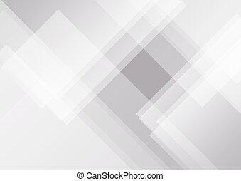 灰色, 抽象的なデザイン, 背景