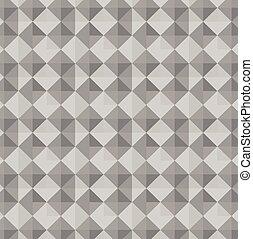 灰色, 抽象的, 幾何学的, 背景