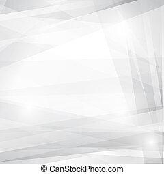 灰色, 抽象的, 背景, ∥ために∥, デザイン