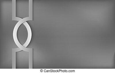 灰色, 抽象的, 背景