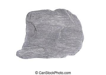 灰色, 石