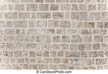 灰色, 磚, 背景