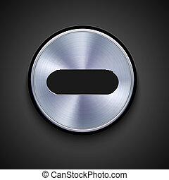 灰色, eps10, 金属, バックグラウンド。, ベクトル, アイコン