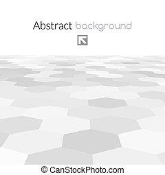 灰色, illustration., ジンクス, ベクトル, 格子バックグラウンド, texture.