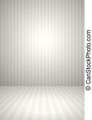灰色, room., 型, 抽象的, イラスト, ベクトル, しまのある