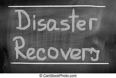災禍, 恢復, 概念