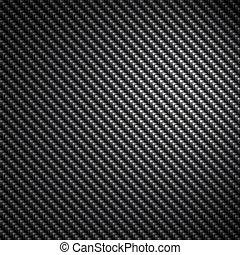 炭素, 繊維, 黒, 手ざわり