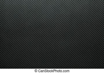 炭素, 背景, 暗い, 繊維