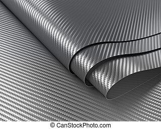 炭素, 背景, 繊維