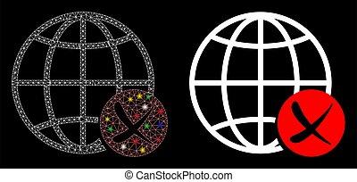 点, フレーム, 噛み合いなさい, 火炎信号, アイコン, 網, 世界的である, ワイヤー, 止まれ