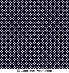 点, 単純である, 抽象的, pattern., seamless, ベクトル, 格子バックグラウンド, minimalistic, 小さい, 黒, 幾何学的, 白, design.