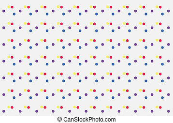 点, 有色人種, 抽象的, 手ざわり, バックグラウンド。, ベクトル