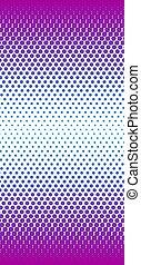 点, 背景 パターン, seamless, halftone, 抽象的
