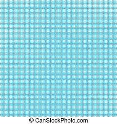点, abstract., blue., halftone, 背景, 白