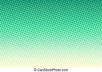 点, raster, 芸術, ポンとはじけなさい, 緑の背景