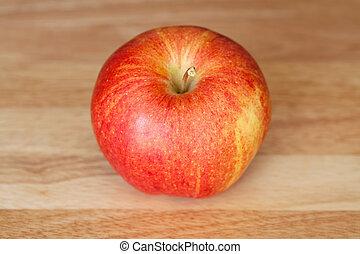 無作法, 木, アップル, 背景