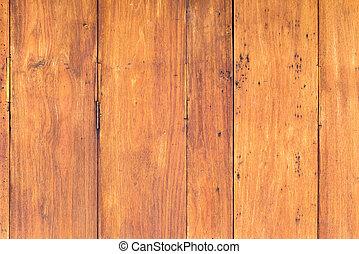 無作法, 木, 外気に当って変化した, 背景, 納屋