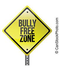 無料で, bully, 地域