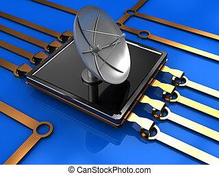 無線の技術