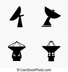 無線の 望遠鏡