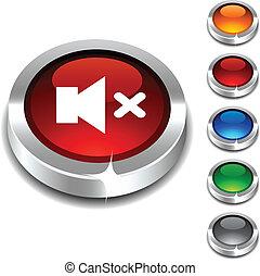 無言, button., 3d