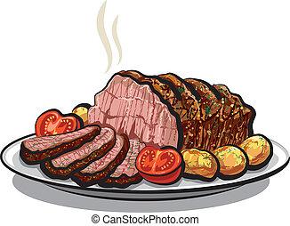 焼き肉 ビーフ