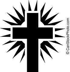 照ること, 交差点, イエス・キリスト