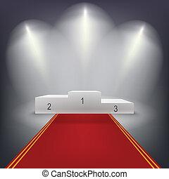 照明, 事務, carpet.., 指揮臺, 胜利者, 紅色